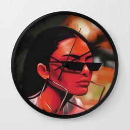 Kendall Jenner Wall Clock