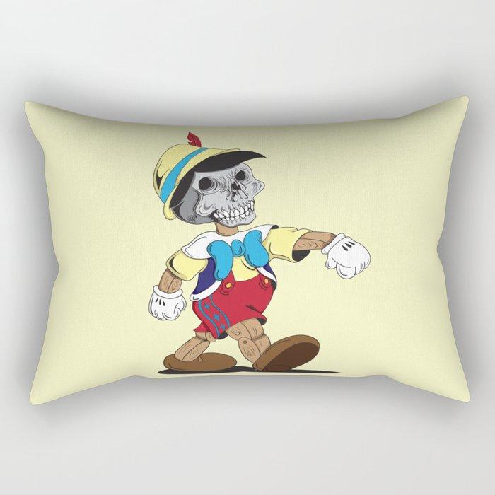 Bad Mo#$@ ... Rectangular Pillow