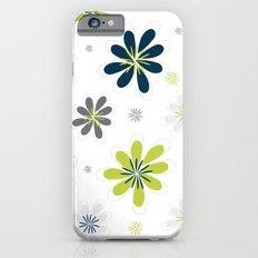 Simple Multi Flower iPhone 6s Slim Case