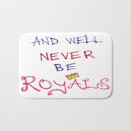 royals Bath Mat