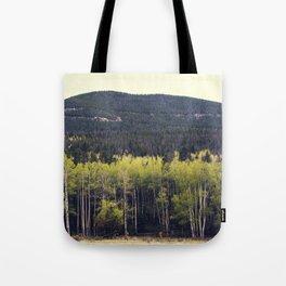 Tree Line Tote Bag