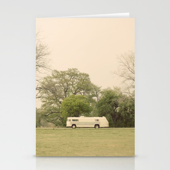 lost in the trees::austin Stationery Cards