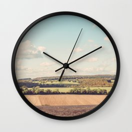I Can See For Miles #3 Wall Clock