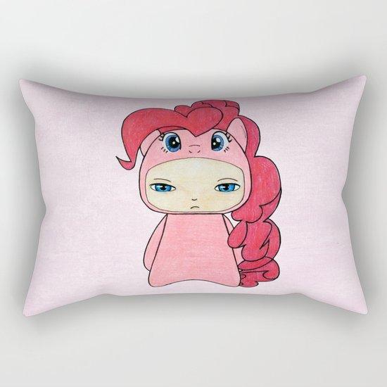 A Boy - Pinkie Pie Rectangular Pillow