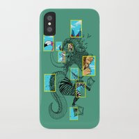 the national iPhone & iPod Cases featuring National Animalgraphics by Anwar Rafiee