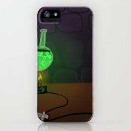 Ancient Alchemy iPhone Case