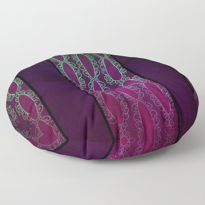 Psychosis Floor Pillow
