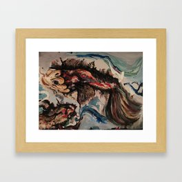 Ohkoi Framed Art Print