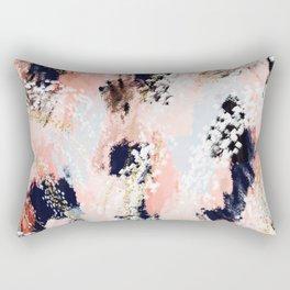 Julia Abstract Rectangular Pillow