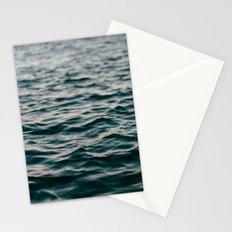 Dark Water Stationery Cards