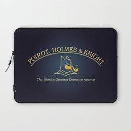 Great Detectives Laptop Sleeve