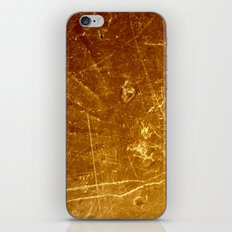 Old wood iPhone & iPod Skin