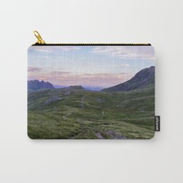 Hanging Knotts and the Langdale Pikes Carry-All Pouch