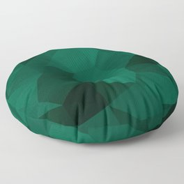 Emerald Floor Pillow
