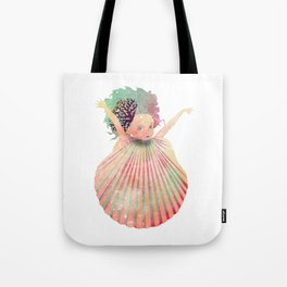 Shell Fairy Tote Bag