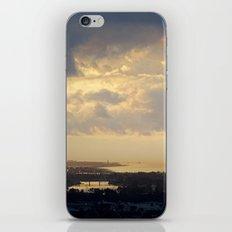 Sunrise Over South Long Beach iPhone & iPod Skin