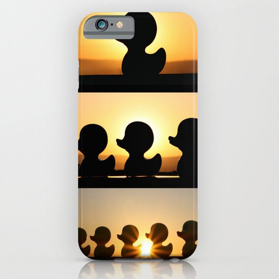Ducks Ducks Ducks! iPhone & iPod Case