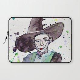 Professor McGonagall Laptop Sleeve