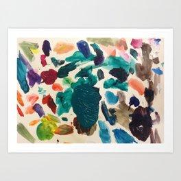 Refined Palate Art Print