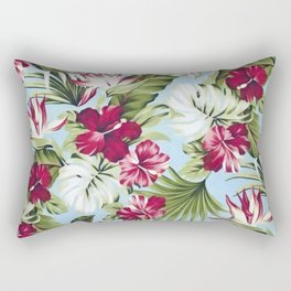Tropical garden II Rectangular Pillow