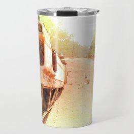 dusted Travel Mug