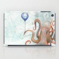 doom iPad Cases featuring doom balloon by Richard Bailey