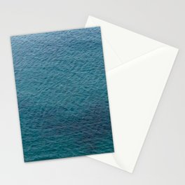 The Beautiful Blue Sea Stationery Cards