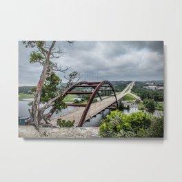 austin's 360 bridge Metal Print