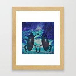 friends. Framed Art Print