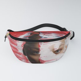 Red 001 Fanny Pack