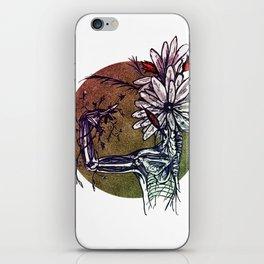 Bouquet de Nerfs iPhone Skin