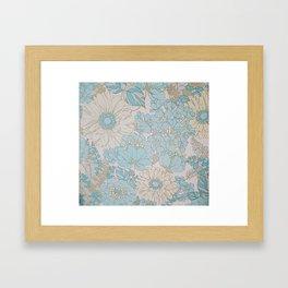 Evelyn Framed Art Print