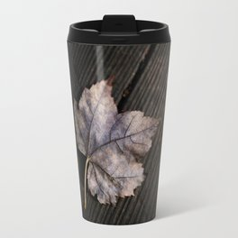 the lifelines of fall Travel Mug
