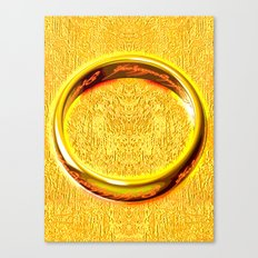 RING OF POWER Canvas Print
