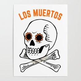 Los muertos / Orange Poster