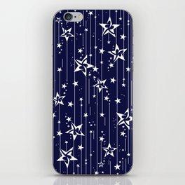 Shooting Stars iPhone Skin