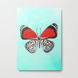 88 Butterfly Metal Print