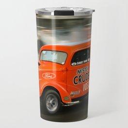 Mr. Crude 1949 Anglia Gasser Travel Mug