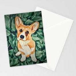 Mia the Corgi Stationery Cards