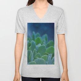 Succulents Life Unisex V-Neck