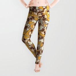Puglie Cinnapug Leggings