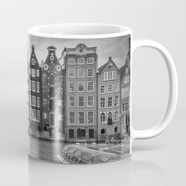 AMSTERDAM Damrak and dancing houses Coffee Mug