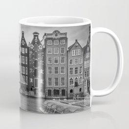 AMSTERDAM Damrak and dancing houses Coffee Mug