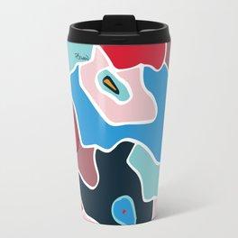 Color spots Travel Mug