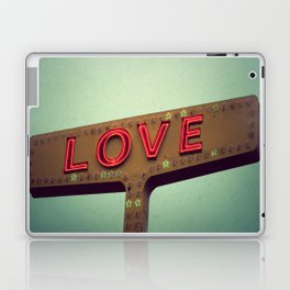 Love Signs Laptop & iPad Skin