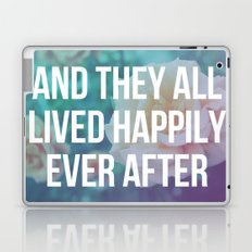 Ever After Laptop & iPad Skin
