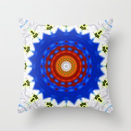 Stank 14 Throw Pillow