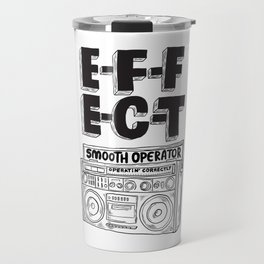 Smooth operator Travel Mug