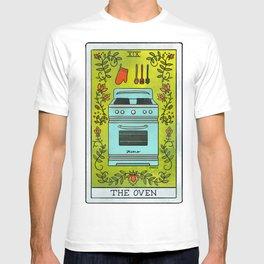 The Oven | Baker's Tarot T-shirt
