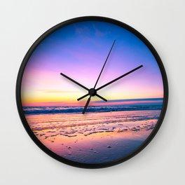 Rota Spain Beach 9 Wall Clock